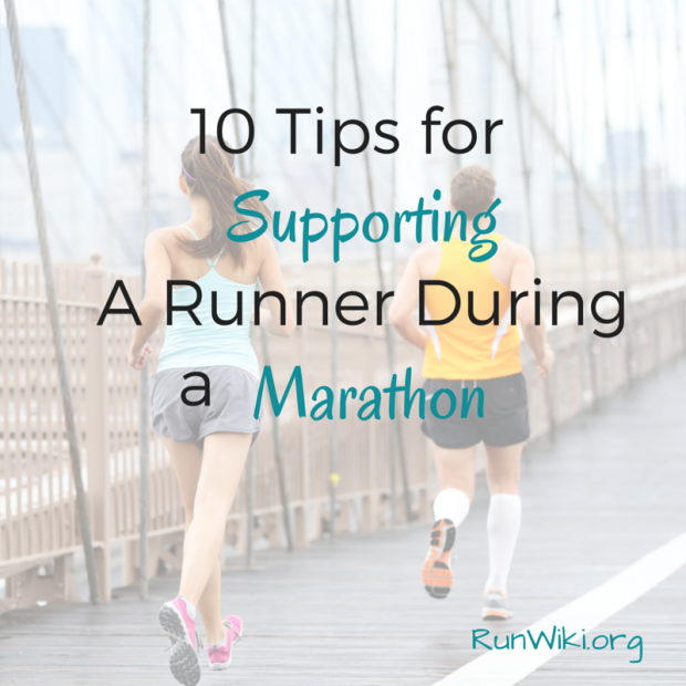 I was so happy to see my husband at both mile 5, 11 and the finish line- 10 Tips for Supporting a Runner During a Half Marathon, marathon or any race. These tips were so helpful especially #7 and #10. Training| fitness