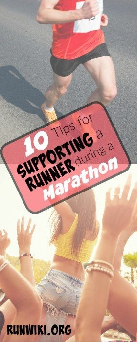 I was so happy to see my husband at both mile 5, 11 and the finish line- 10 Tips for Supporting a Runner During a Half Marathon, marathon or any race. These tips were so helpful especially #7 and #10. Training| fitness | running tips | motivation