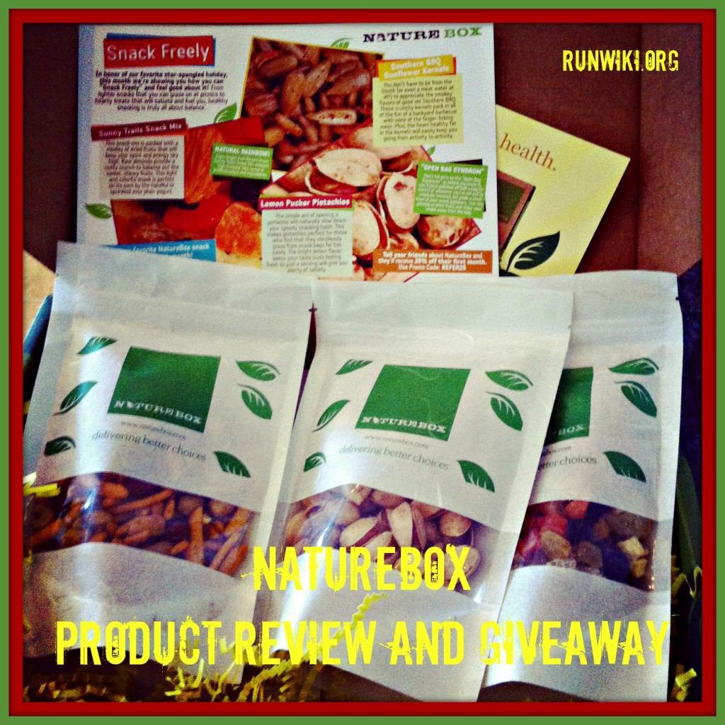 nature box product review and giveaway. Black Bedroom Furniture Sets. Home Design Ideas