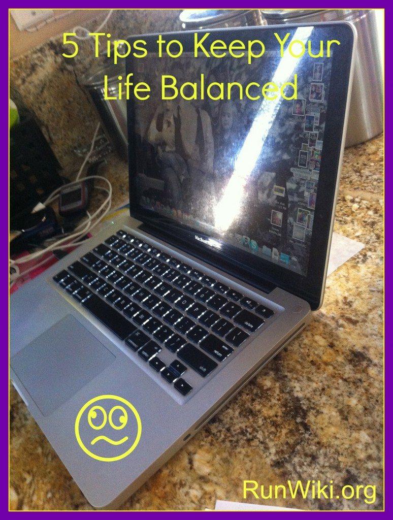 5 tips for balance