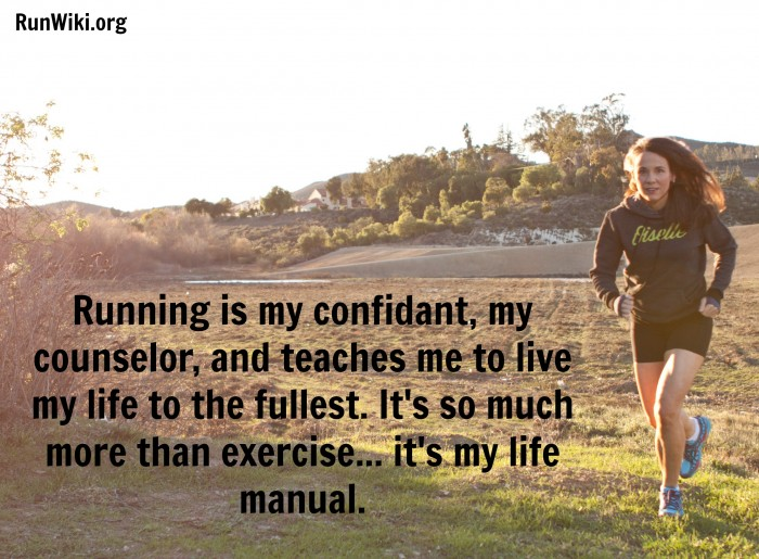 Running teaches us to keep moving forward one step at a time, especially in the most difficult moments- written by Lisa at RunWiki. This post offers such great motivation in life and running- love the quote by Lisa. Half Marathon training| running inspiration| running motivation| running quotes | fitness quotes