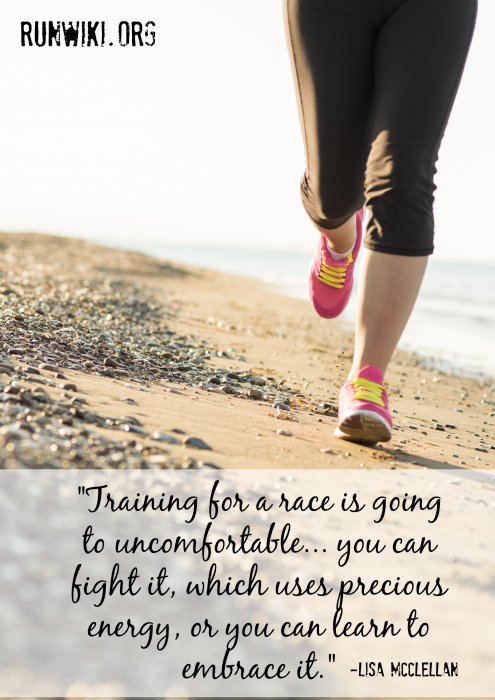 Running quotes that inspire- half marathon training