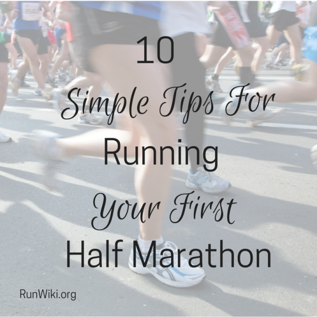 These tips really worked for my first half marathon. They were realistic and for true beginners. I prepared for mine in about 12 weeks