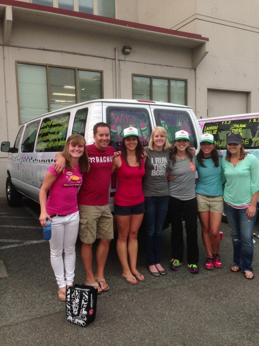 Team Watermelon Van 2