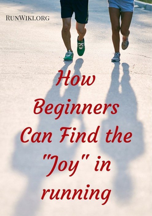 How Beginners Can Find the -Joy- in running- funny article about how to enjoy a sport that is most peoples idea of punishment.  Love #3!