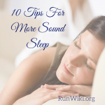 10 Tips for More Sound Sleep @Kohls #MakeYourMove