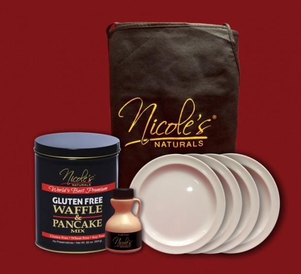 Gift Pack Nicoles Naturals