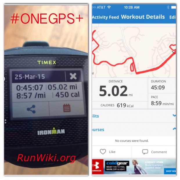 Why Runners are obsessed with their GPS watches-- funny! I'm training for a half marathon and #4 is SO true!