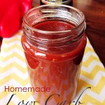 Low Carb Balsamic Ketchup