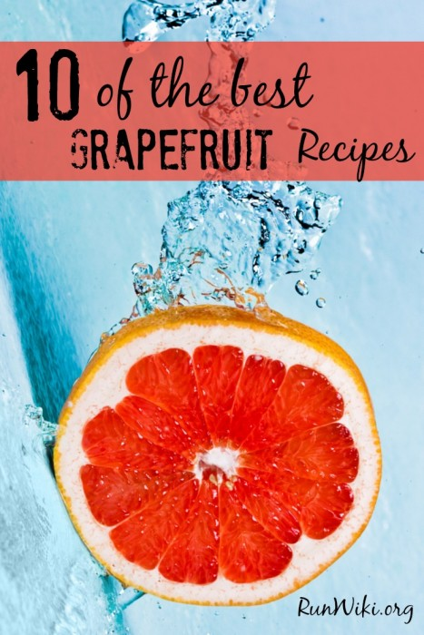 10 of the best Grapefruit Recipes. Why isnt grapefruit more popular ? I think you either love it or not- Im one of those who loves anything citrus. Some of these recipes will pleasantly surprise you and maybe even convert you to grapefruit lover.