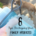 8 Tips for staying hydrated this summer. Great tips especially number 1
