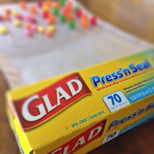 Glad Press and Seal