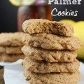 Arnold Palmer Cookie- this is the summer cookie recipe you will not want to miss! Made with black tea and lemon they have a sweet tangy complex flavor like the Arnold Palmer tea we all love and drink. Perfect hostess gift for those summer and spring bbq, potlucks and parties.