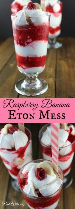 Eton Mess is a traditional no bake, simple, quick and easy English Dessert recipe that is made with fruit. Kids would love this- you could make this in a jar and for a crowd.