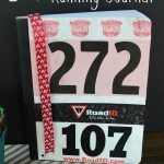 Easy DIY Race Bib Running Journal- What to do with Old Race Bibs