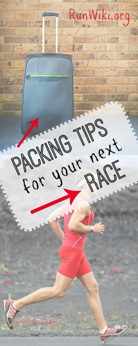 Packing Tips-- How to pack for a marathon or half marathon. Video tutorial on how to fold your clothes to maximize space. Running tips | motivation | Race Day