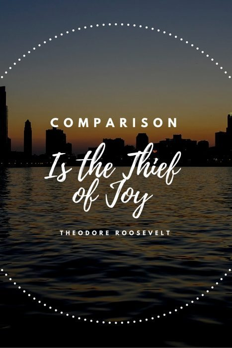 Inspiring Life Quotes on Comparison - Theodore Roosevelt- Life Hacks
