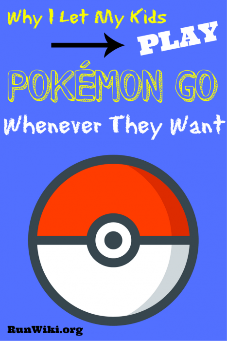 Why I let my kids play pokemon go whenever they want - parenting | tips | ideas | games | tweens