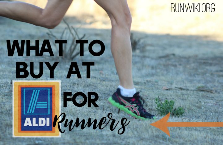 What to Buy at Aldi for Runners plus a Free Printable Weekly Meal Plan