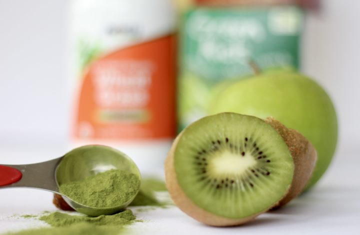 Why GREEN Foods Are So Important for Runners